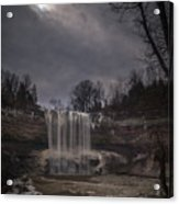 Lower Ball's Falls Acrylic Print