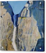 Lower Falls, Yosemite Acrylic Print