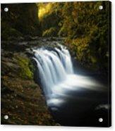 Lower Punchbowl Falls 1 Acrylic Print