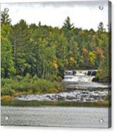 Lower Tahquamenon Falls 4 Acrylic Print