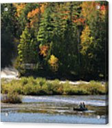 Lower Tahquamenon Falls  4351 Acrylic Print