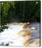 Lower Tahquamenon Falls Acrylic Print
