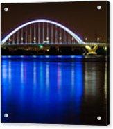 Lowery Bridge Acrylic Print