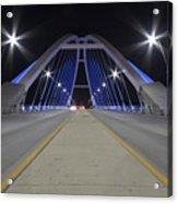 Lowery Street Bridge Acrylic Print