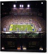 Lsu Aerial View Of Tiger Stadium Acrylic Print