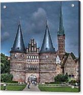 Lubek Germany Acrylic Print