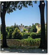 Lucca Italy Acrylic Print