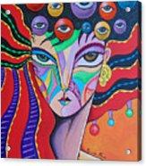Lucia Acrylic Print