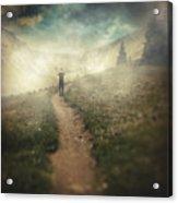 Lucid Dream Acrylic Print