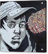 Lucille Picks Glenn Acrylic Print