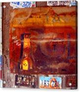 Luckenbach Tx Acrylic Print