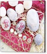Lucky Charm Stone For Eternity Acrylic Print