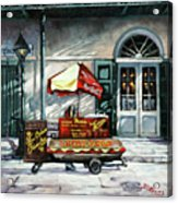 Lucky Dogs Acrylic Print by Dianne Parks