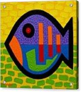 Lucky Fish II  Acrylic Print