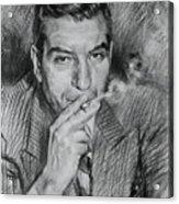 Lucky Luciano Acrylic Print