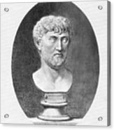 Lucretius (96 B.c.?-55 B.c.) Acrylic Print by Granger
