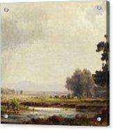 Ludwig Deutsch, Landscape Acrylic Print