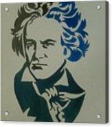 Ludwig Van Beethoven Acrylic Print