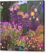 Luhan Garden  Acrylic Print
