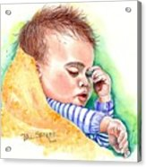 Lullaby Time Acrylic Print