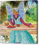 Lulu Beth Twinkle At The Banquet Acrylic Print