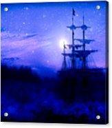 Lunar Aberration Acrylic Print