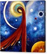 Lunar Angel Acrylic Print