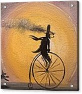 Lunar Cycle Acrylic Print