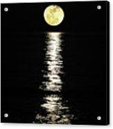 Lunar Lane Acrylic Print