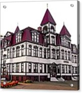 Lunenburg Academy 2 Acrylic Print