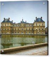 Luxembourg Palace Acrylic Print