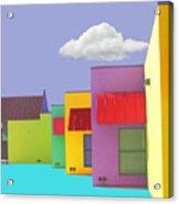 Lv Schoolhouse 1 Acrylic Print