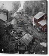 Lykens Valley Mining Acrylic Print
