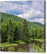 Lyman Run State Park Acrylic Print