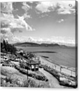 Lyme Regis And Lyme Bay, Dorset Acrylic Print