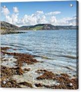 Lyme Regis Seascape 5 - October Acrylic Print