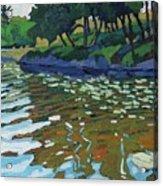 Lyndhurst Lake Acrylic Print