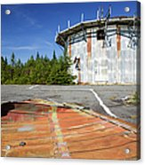 Lyndonville Air Force Station - Vermont Acrylic Print