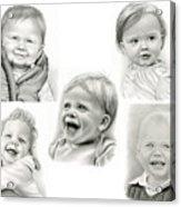 For Lynn Acrylic Print