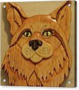 Lynx Acrylic Print
