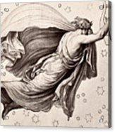 Lyre Of Orpheus Acrylic Print