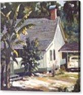 M. K. Rawlings House  Acrylic Print