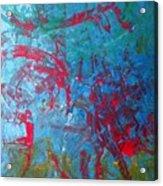 M16 Eagle Nebula  Acrylic Print