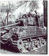 M4 Sherman Acrylic Print