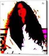 Ma Jaya Sati Bhagavati 3 Acrylic Print by Eikoni Images
