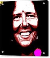 Ma Jaya Sati Bhagavati 4 Acrylic Print