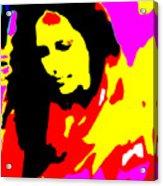 Ma Jaya Sati Bhagavati 5 Acrylic Print by Eikoni Images
