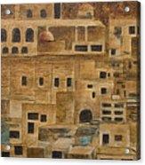 Maaloula Syria Acrylic Print