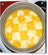 Mac And Cheese Acrylic Print
