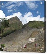Macchu Picchu 7 Acrylic Print